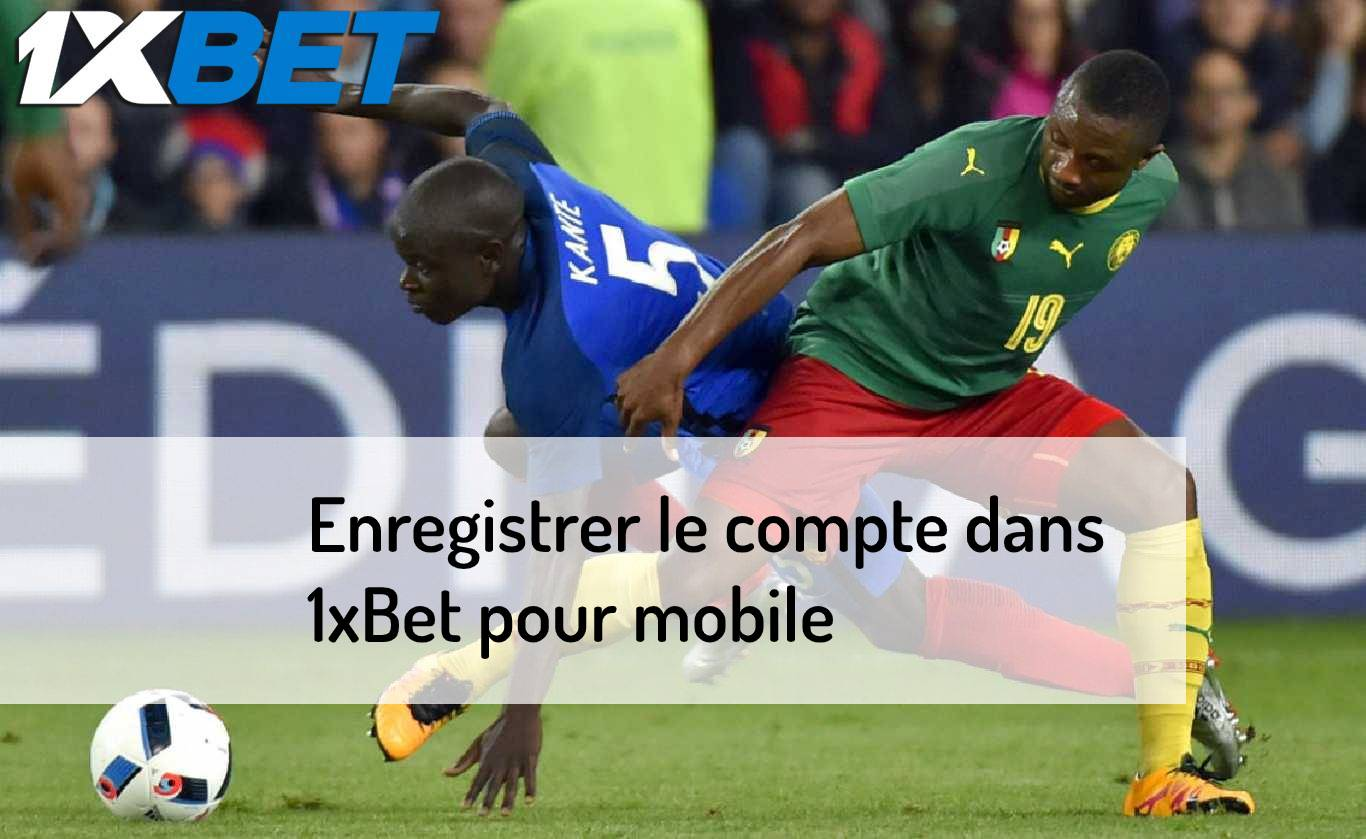 1xBet apk Senegal