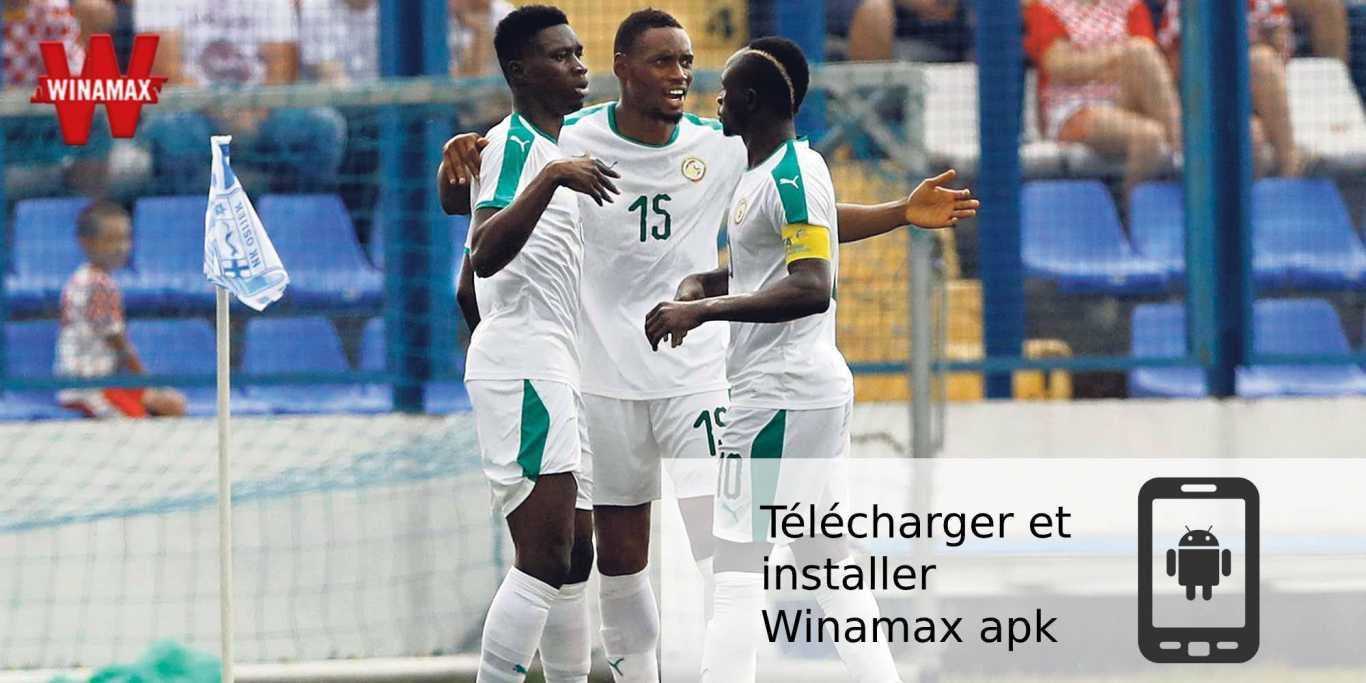 télécharger Winamax apk pour Android