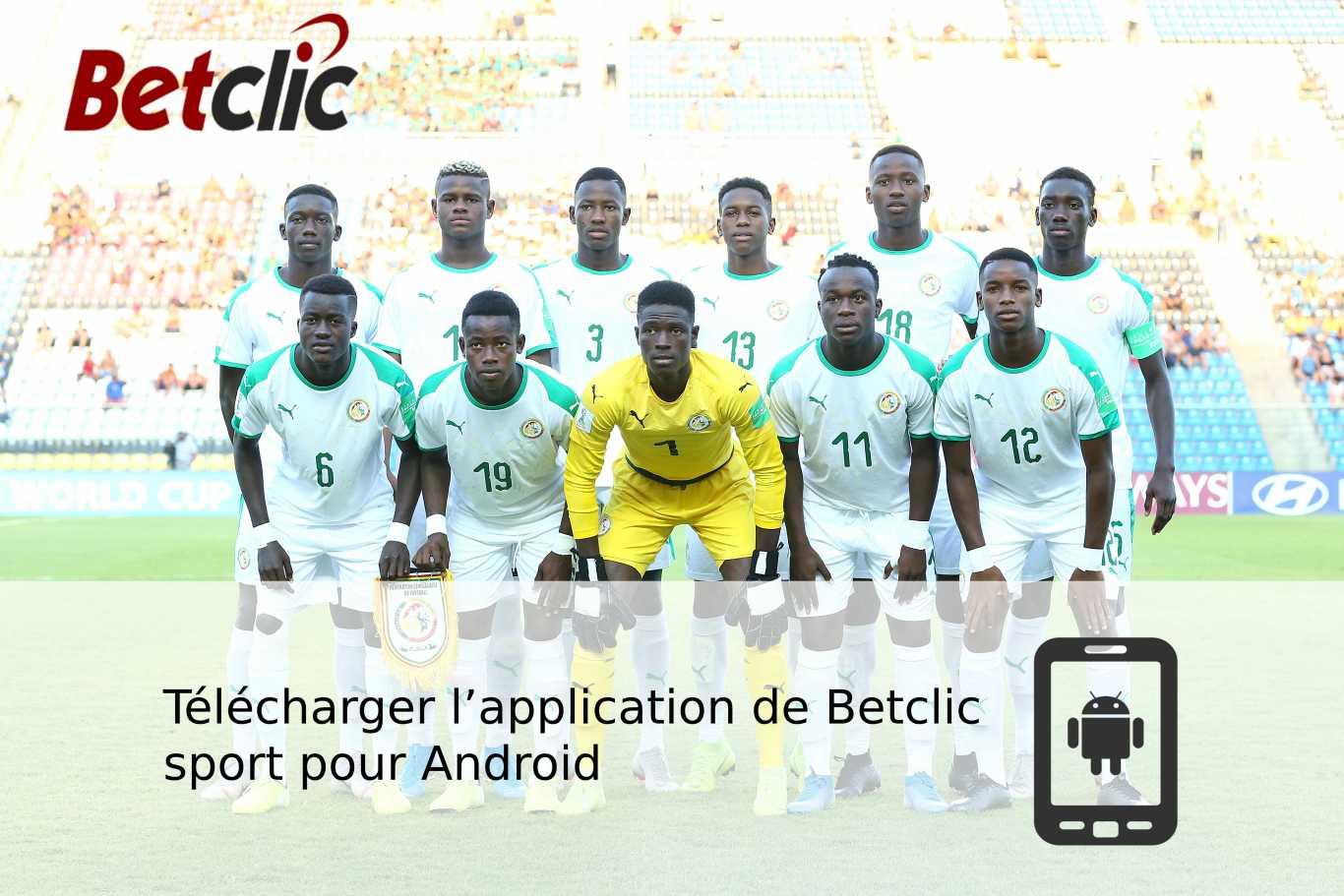télécharger Betclic apk pour Android