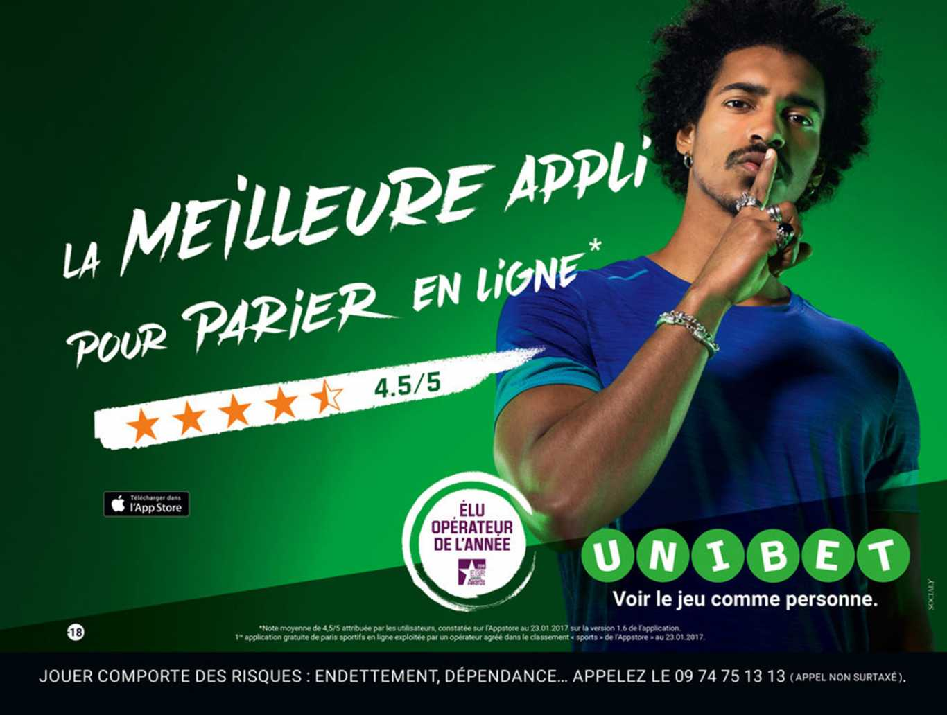 telecharger unibet apk android