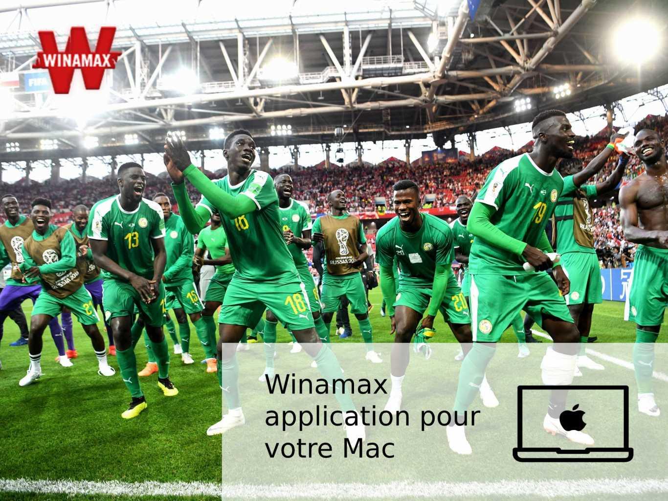 Winamax application pour votre mac